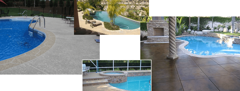 Pool deck solutions