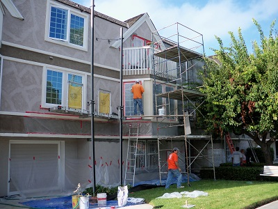 stucco coating